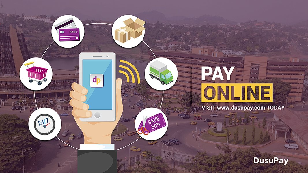 E-Banking with mobile money built for Africa
