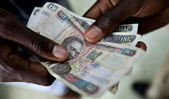 Money remittance orientation and paying out in Africa