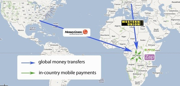 Receive money on your mobile wallet thanks to Money Remittance companies working with Dusupay
