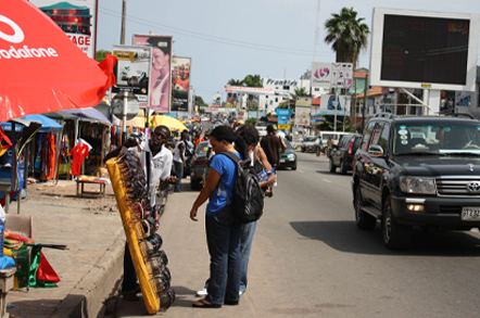 How businesses can accept payments in Ghana