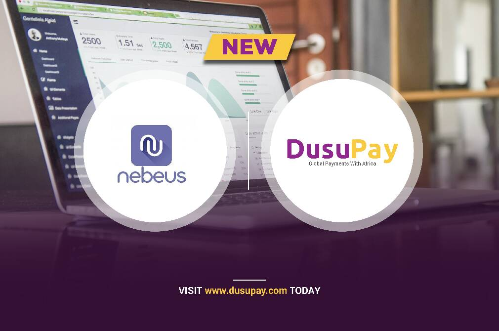 How Crypto currency Company Nebeus is using DusuPay to expand operations to Africa