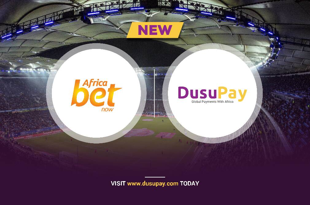AfricabetNow.com now using DusuPay as the only payment gateway for Africa