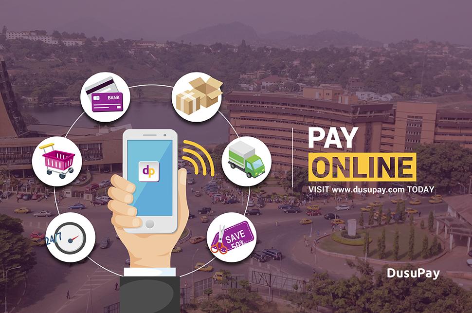 Online Payments in Uganda