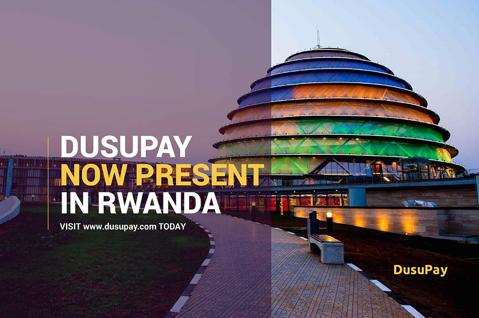 Online payments in Rwanda