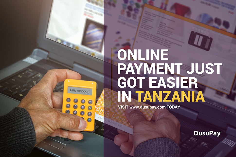 Online payments in Tanzania