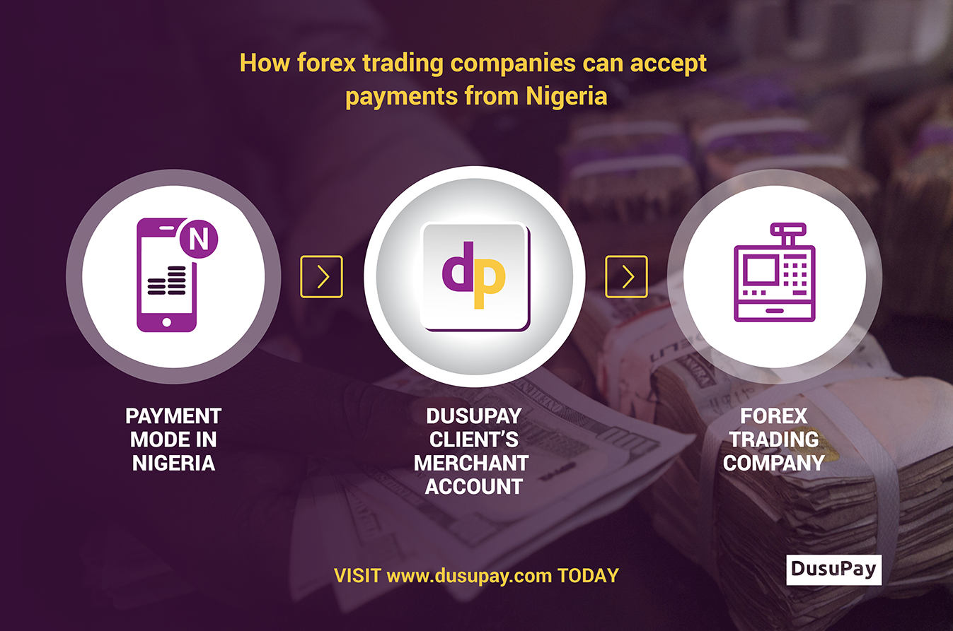 How Forex trading companies can accept payments from Nigeria
