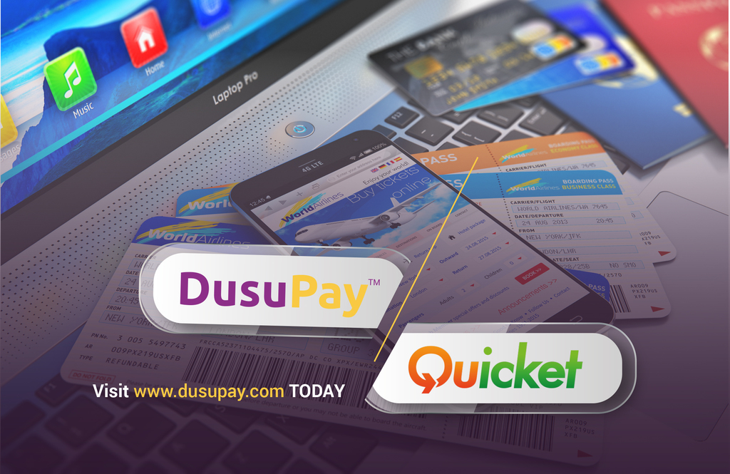 How Quicket is Using DusuPay to Dominate Africa's ticketing landscape