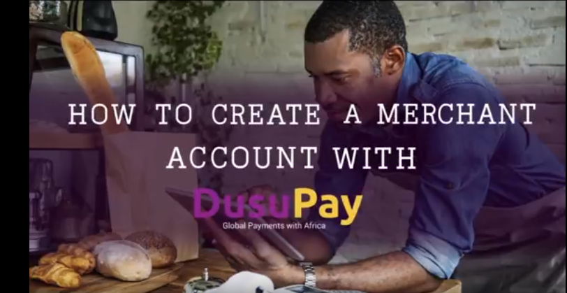 Create a merchant account for your business and move money across Africa as simple as ABC