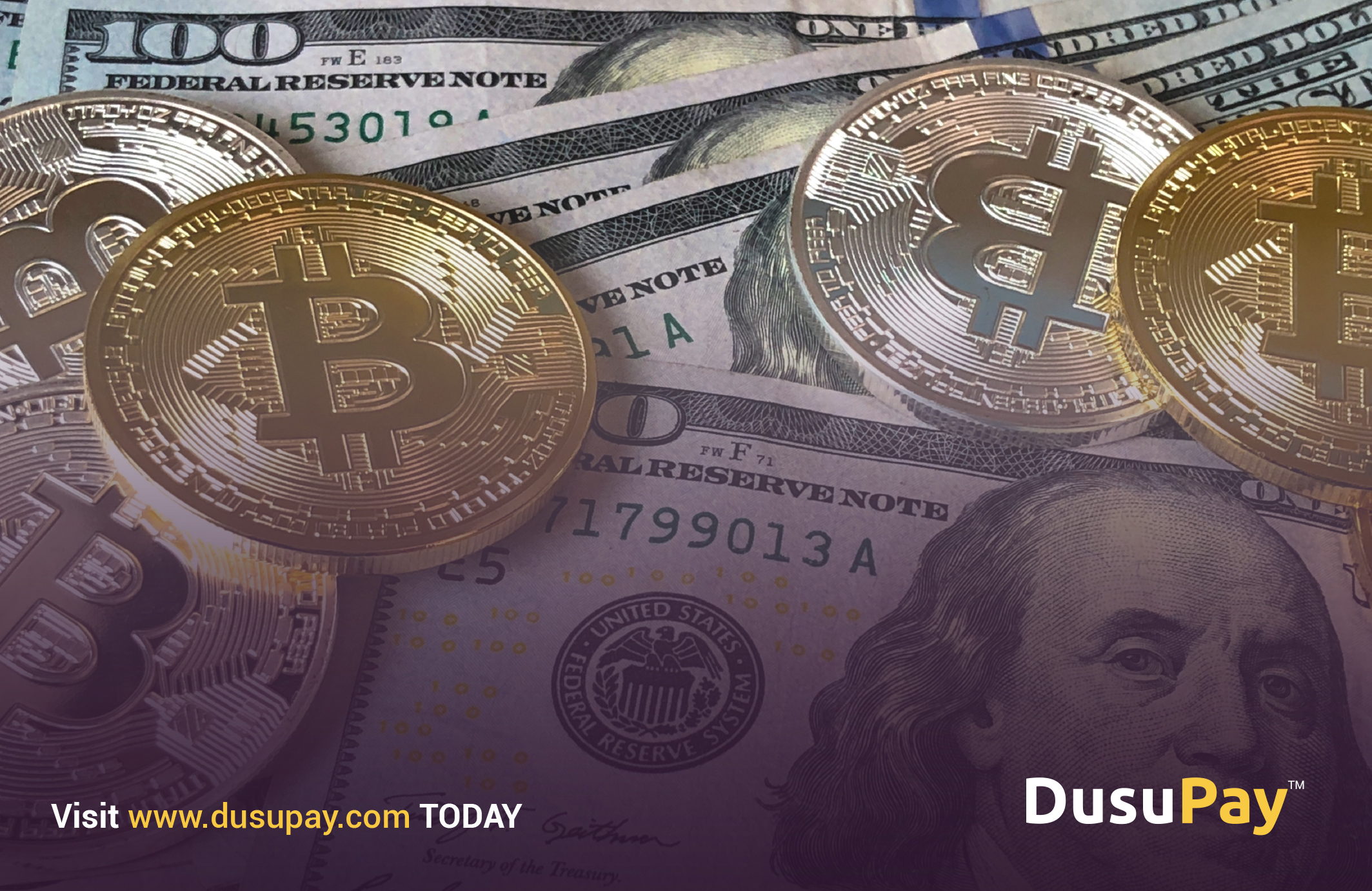 How to use DusuPay to enable you purchase and withdraw your cryptocurrency in Africa