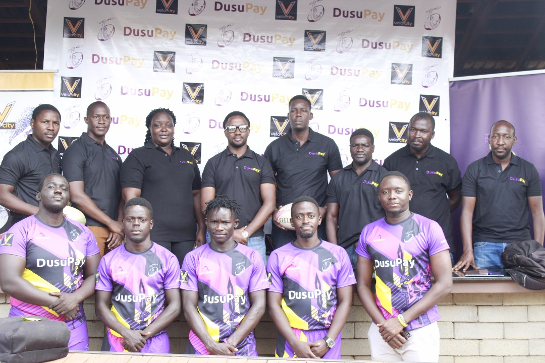 DusuPay extends brand to rugby with sponsorship deal